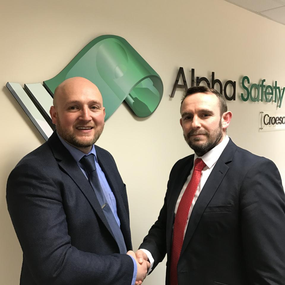 Alpha Safety Continues To Grow With New Senior Appointment
