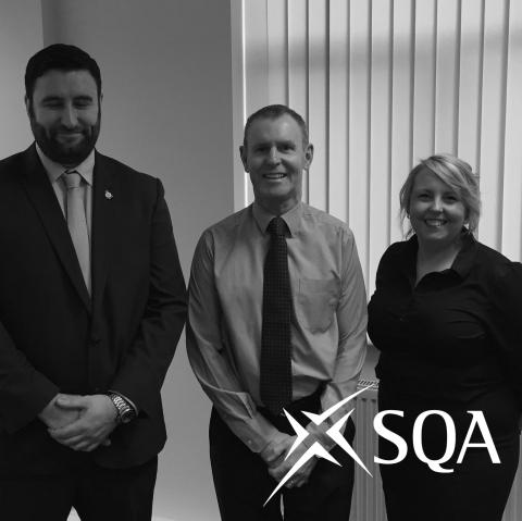 Alpha Receives Big Thumbs Up to Deliver SQA Construction Diplomas! image